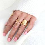 Ring seal gold_