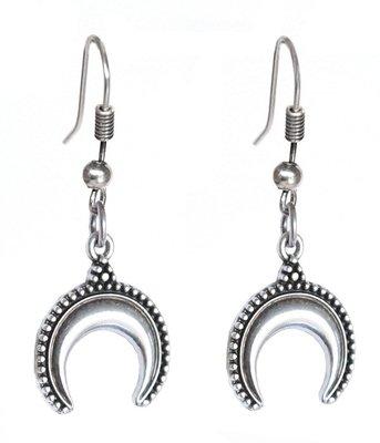 Earrings - Bull