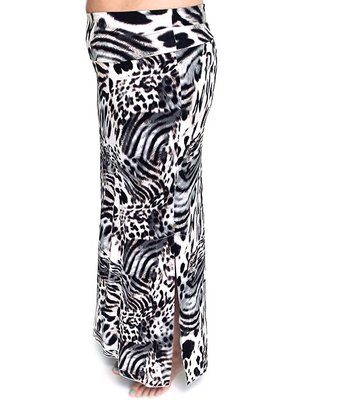 Ibiza skirt - panther