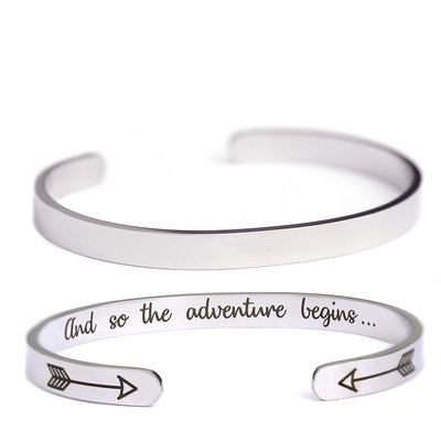 Bracelet Adventure silver