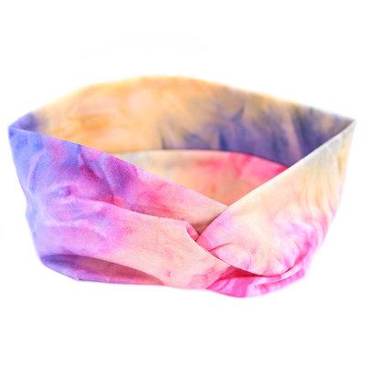 Hair band tie dye no. 2