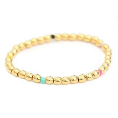 Bracelet golden summer