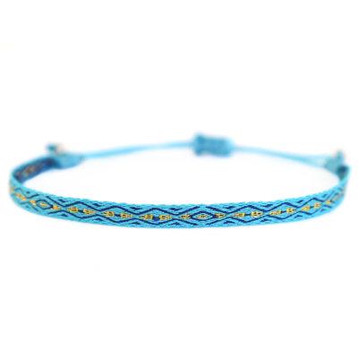 Bracelet Aztec blue
