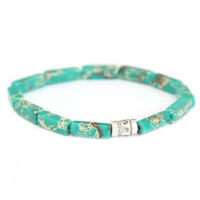 Beachlife bracelet Azur