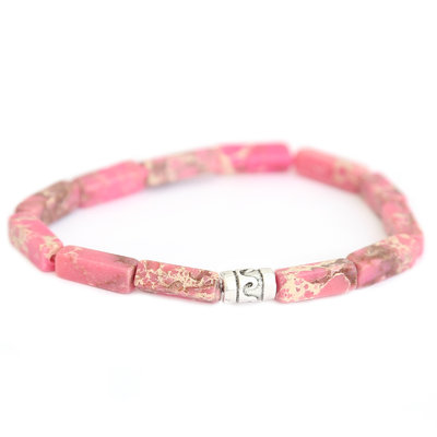 Beachlife bracelet Pink