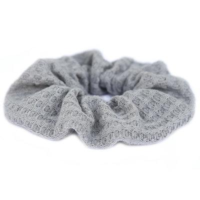 Scrunchie soft grey