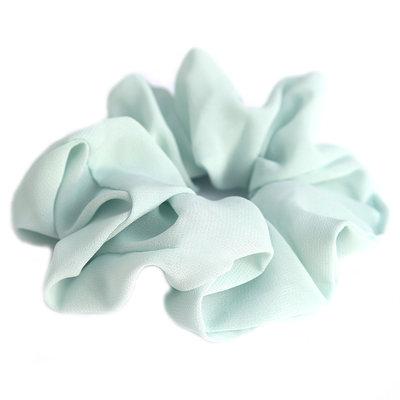 Scrunchie chiffon mint