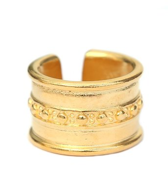 Ring - Warrior gold