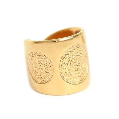 Ring seal gold