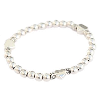 Bracelet silver love