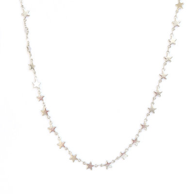 Necklace Sky full of stars silver