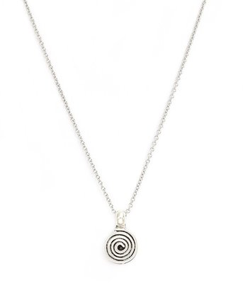 Necklace Circle silver