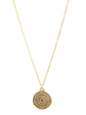 Necklace Maze bronze