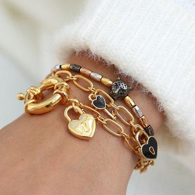 SET - Golden leopard