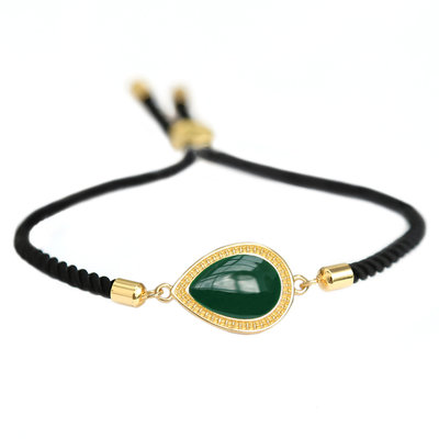 Bracelet Versailles bottle green