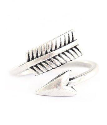 Ring Arrow silver