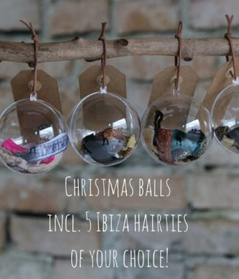 Mix & Match your own Christmas ball
