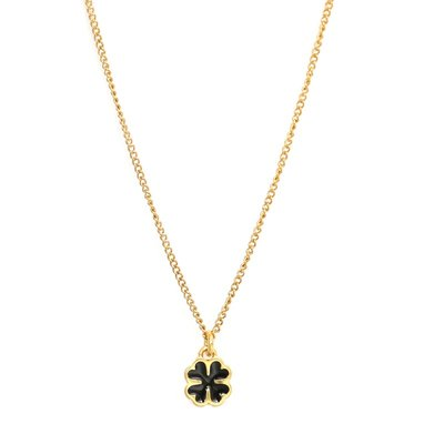 Necklace Lucky Clover