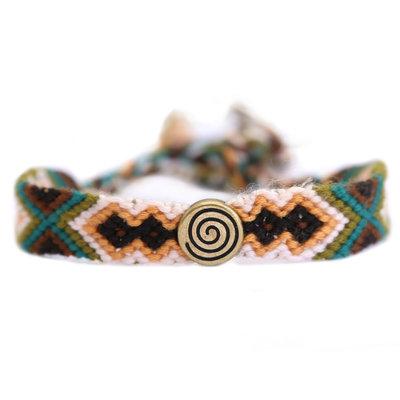 Bracelet cotton no. 1