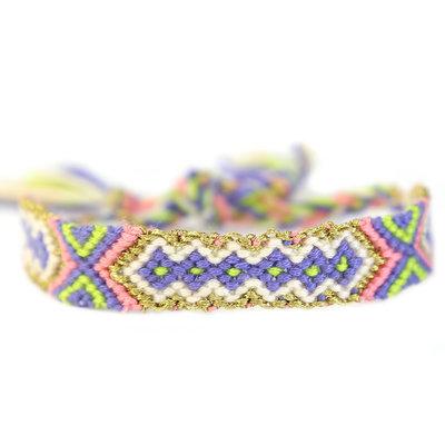 Cotton bracelet Cala Bassa