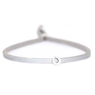 Bracelet for good luck - silver