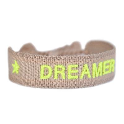 Woven bracelet DREAMER