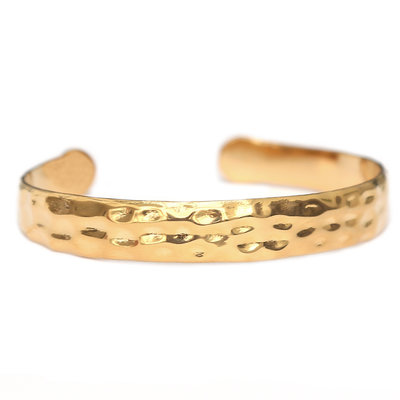 California bracelet gold