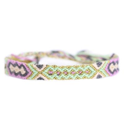 Cotton bracelet Amante