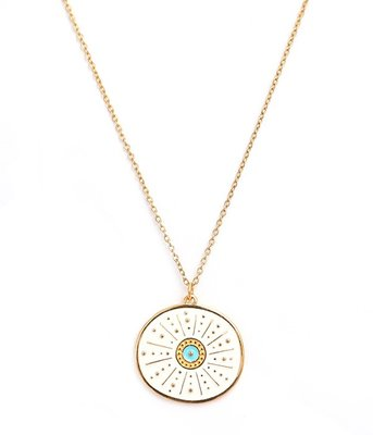 Necklace sol gold