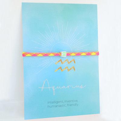 Aquarius bracelet ♒︎
