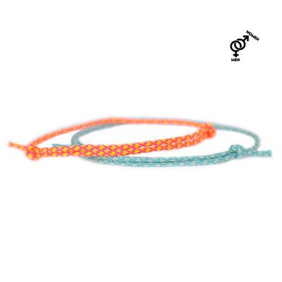 Bracelet set Surf Culture mint