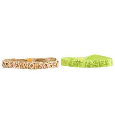 Sorry not sorry & I got issues set of 2 bracelets