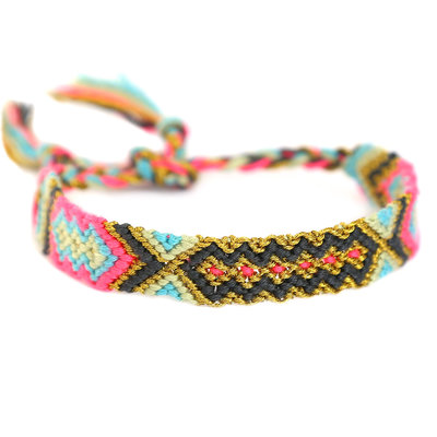 Bracelet cotton Destino