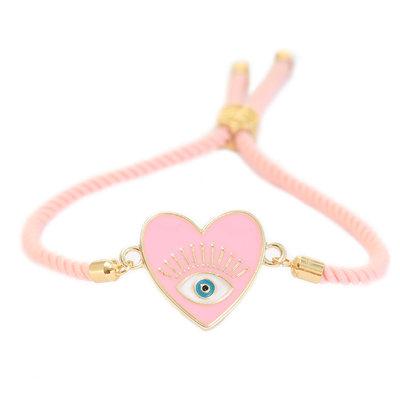 Bracelet I see you pink