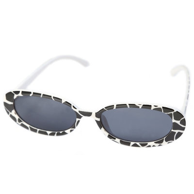 Sunglasses boho zebra