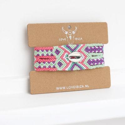 Bracelet cotton Aloha