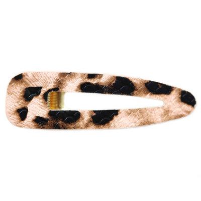 Statement hair clip Python