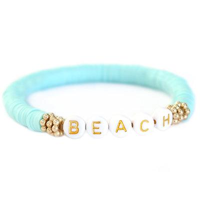 Summer bracelet beach