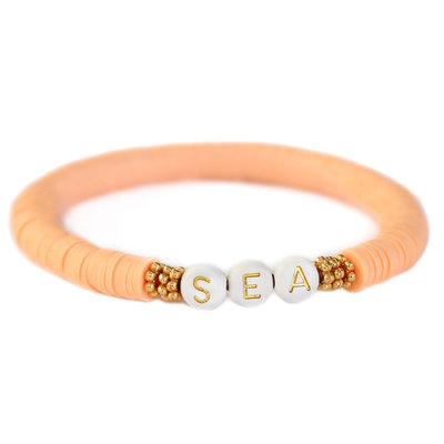 Summer bracelet sea
