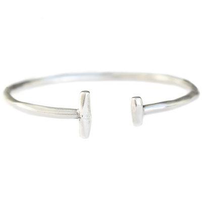 Bracelet tribe silver