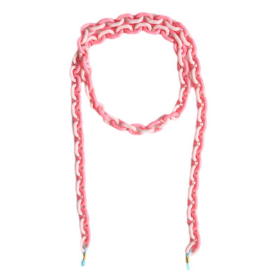 Sunny cord pink chain