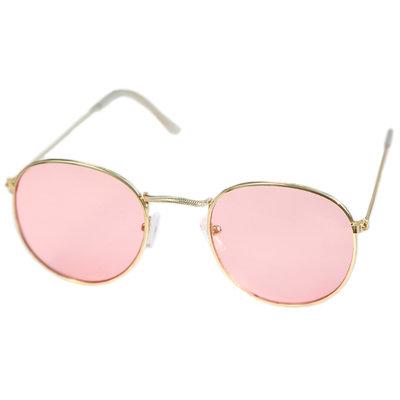 Sunglasses pilot light pink