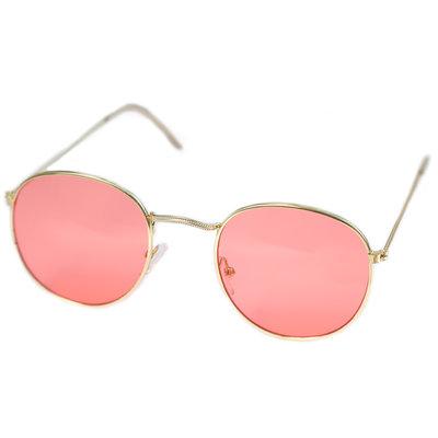 Sunglasses pilot dark rose