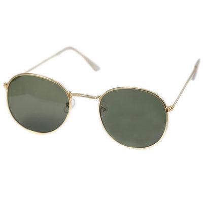 Sunglasses pilot brown green