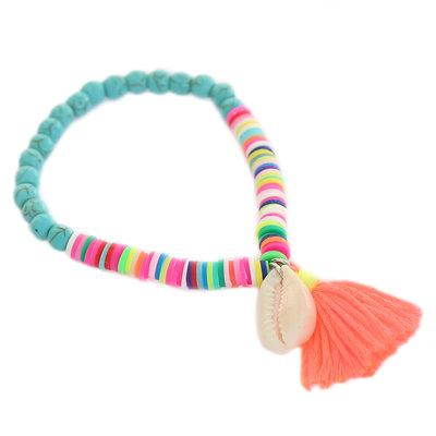 Bracelet summer blue