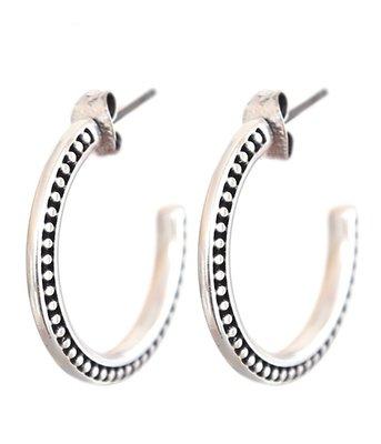 Earrings circle