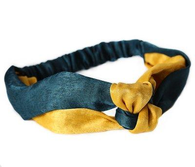 Hair band Retro silk