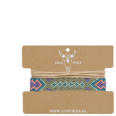 Bracelet set cotton surf