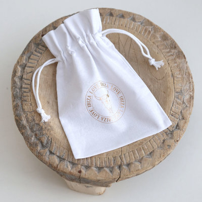 Gift bag white