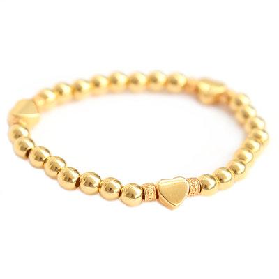 Bracelet golden love